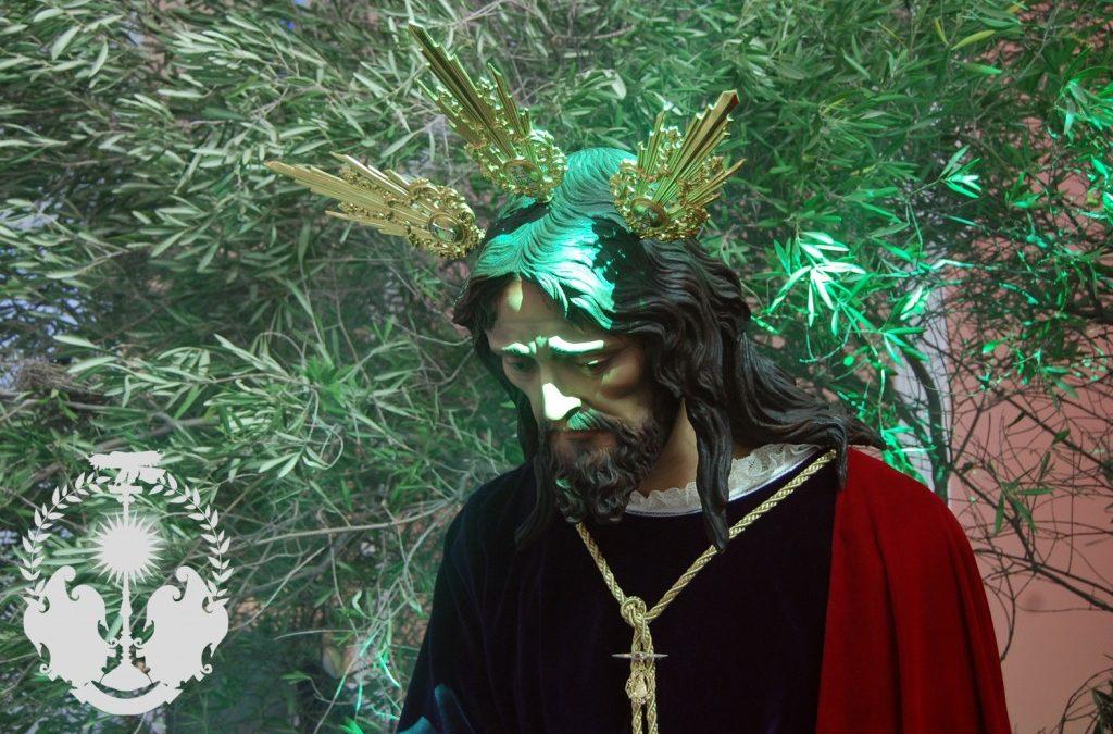 Ntro. Padre Jesús de la Misericordia regresa a su capilla