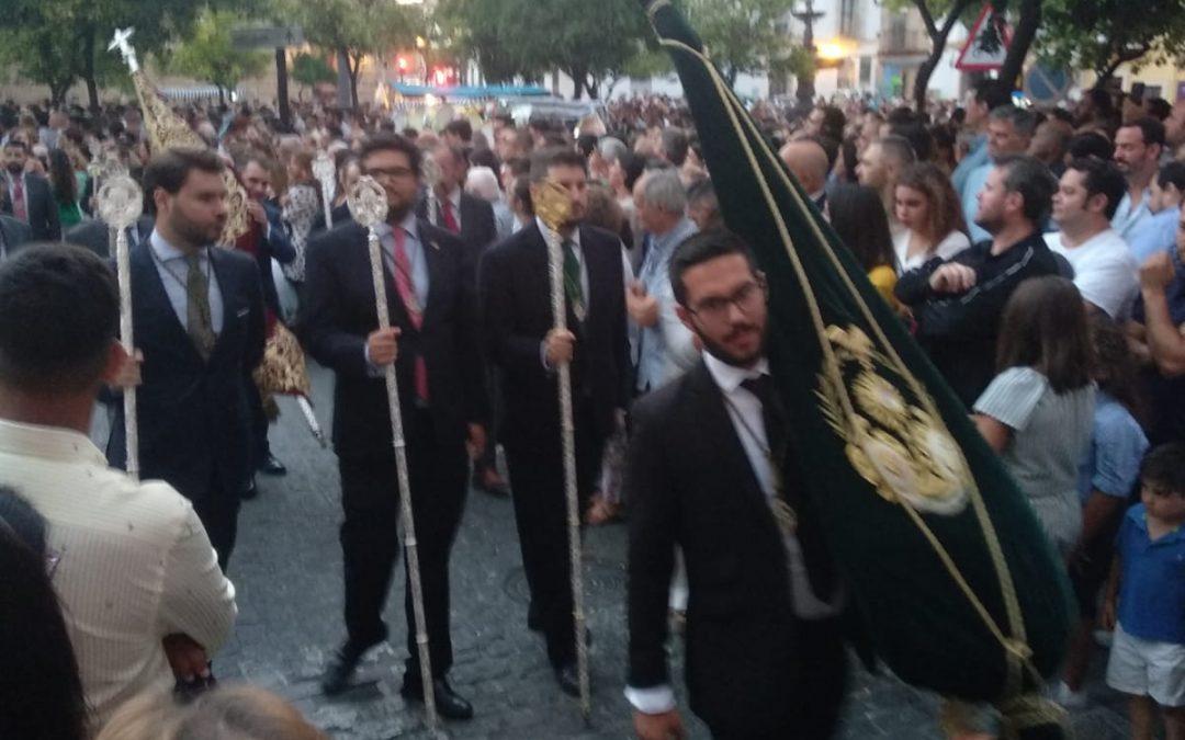 Representación en la Salida Extraordinaria del Prendimiento de Jerez