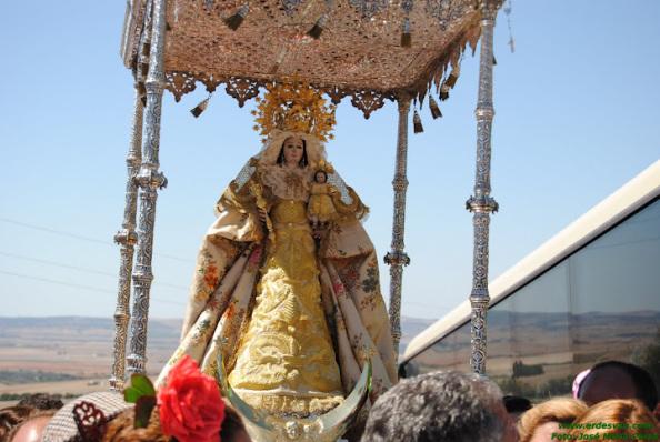 Reunión para organizar la Misa del 25 de agosto en la Coronación, con la Virgen de las Montañas