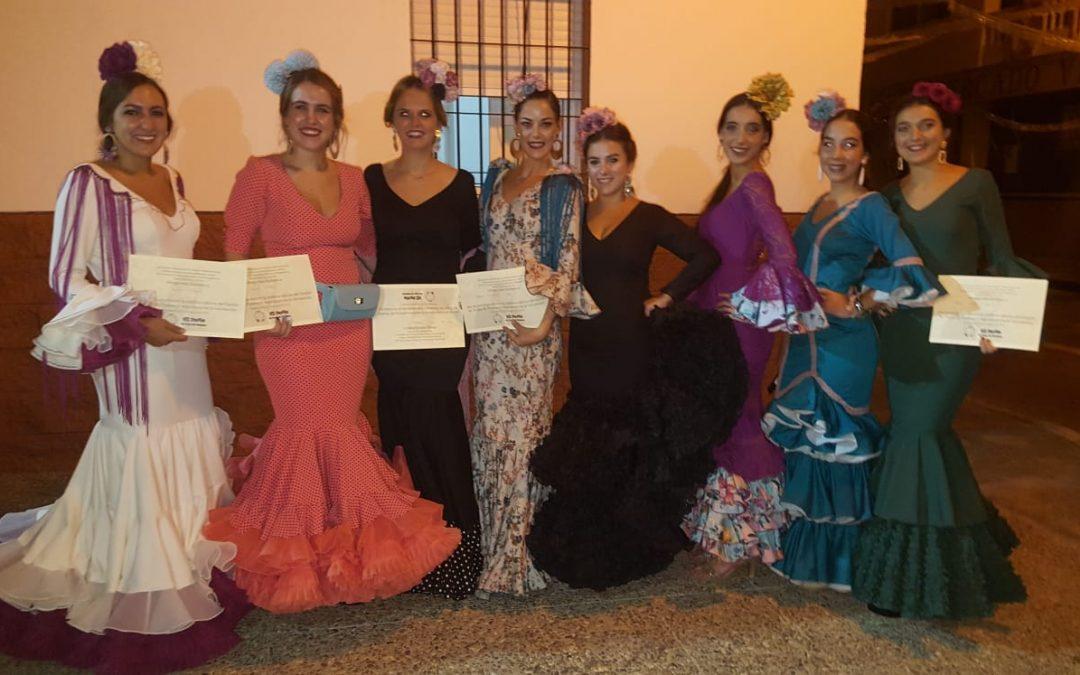 Galería fotográfica del VII Desfile de Trajes de Flamenca